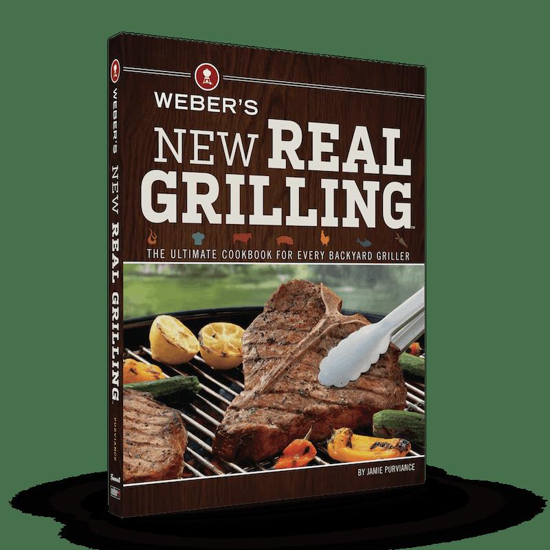 Weber's New Real Grilling image number 0