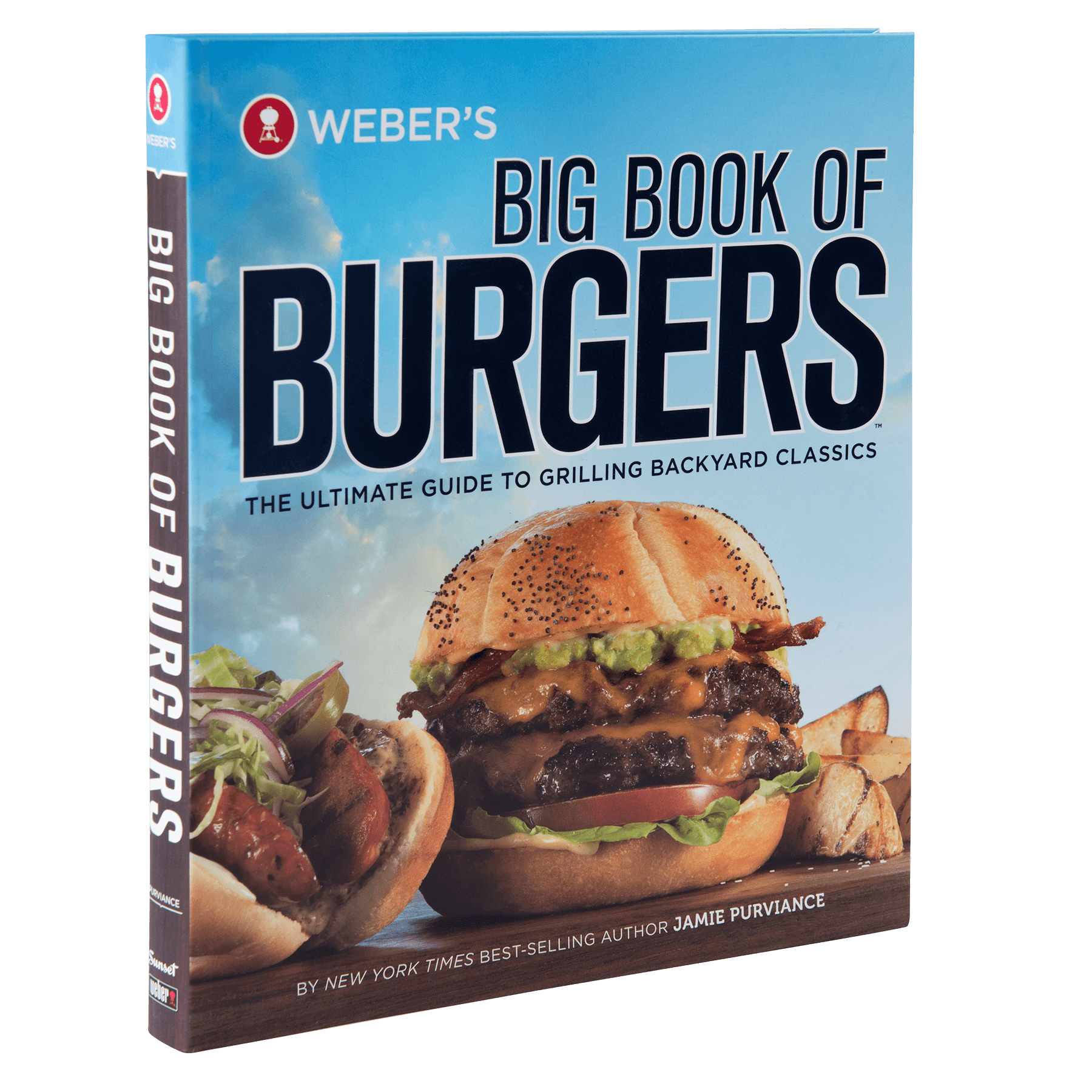 Weber's Big Book of Burgers