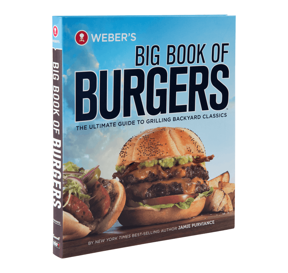 Weber's Big Book of Burgers View