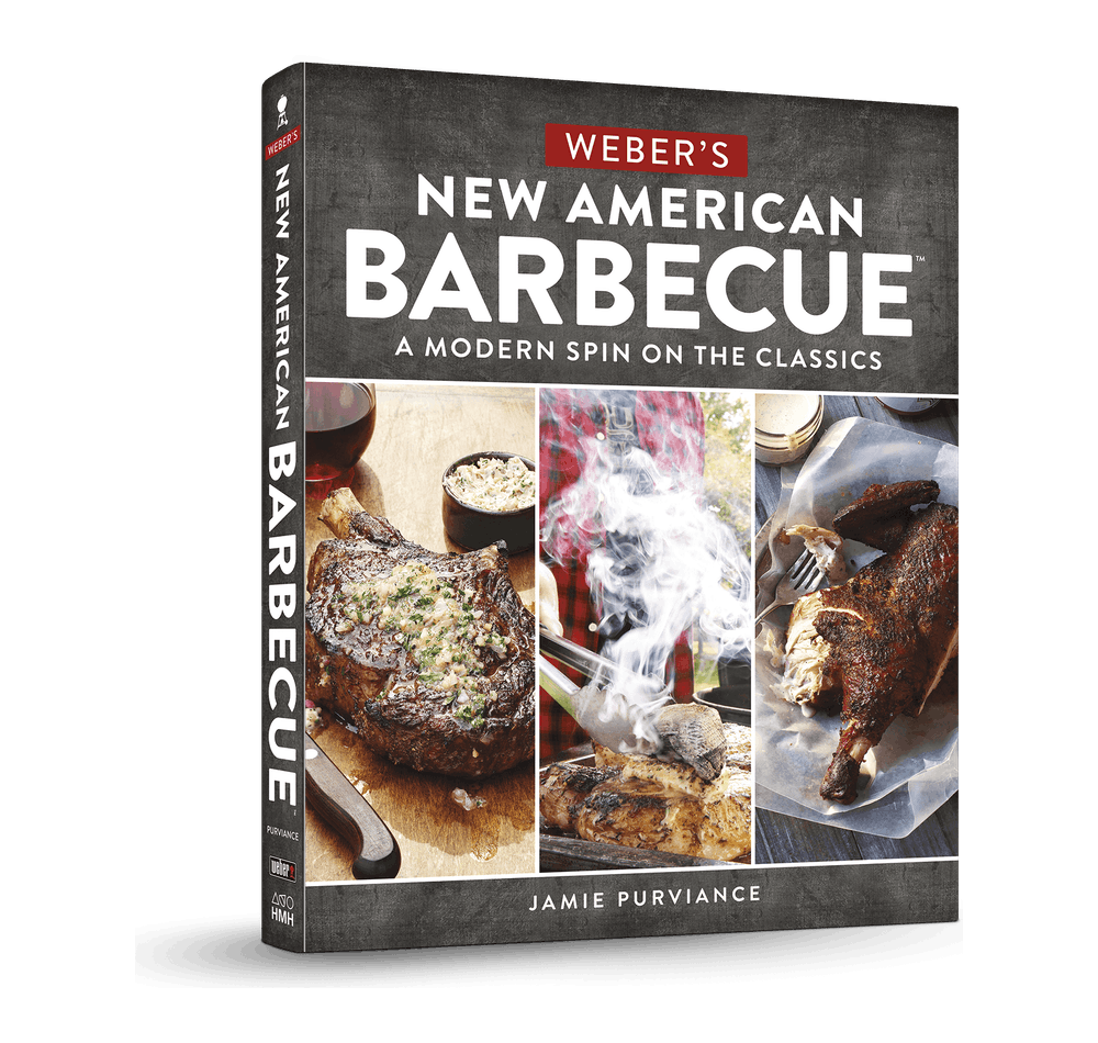 Weber's New American Barbecue image 1