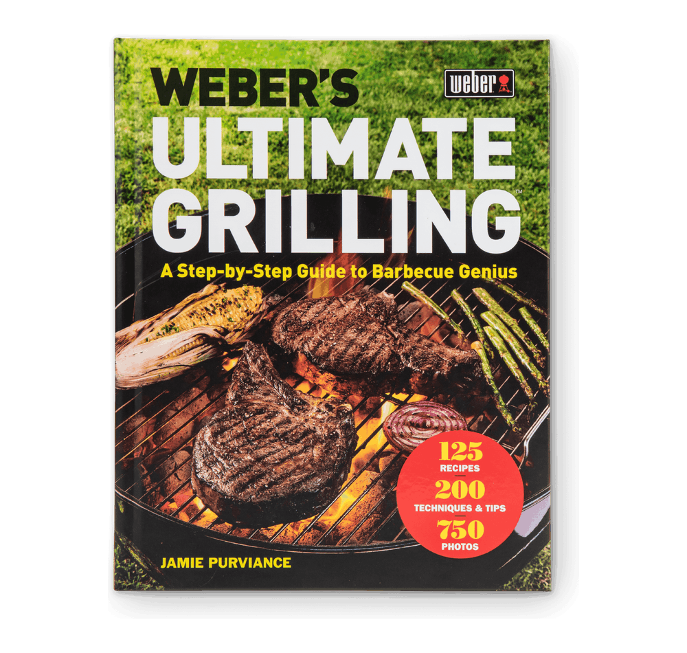 Weber's Ultimate Grilling View