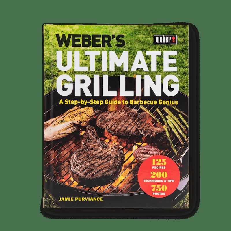 Weber's Ultimate Grilling image number 0
