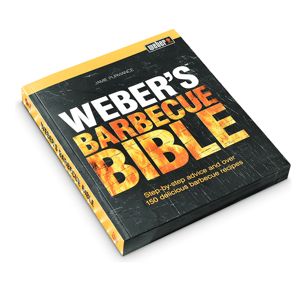 Weber Barbecue Bible Cookbook View