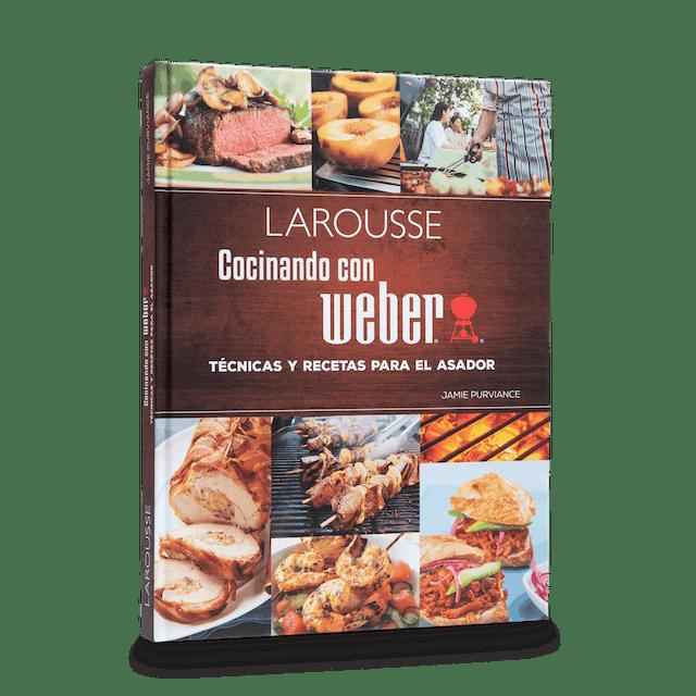 LAROUSSE Cocinado con Weber®