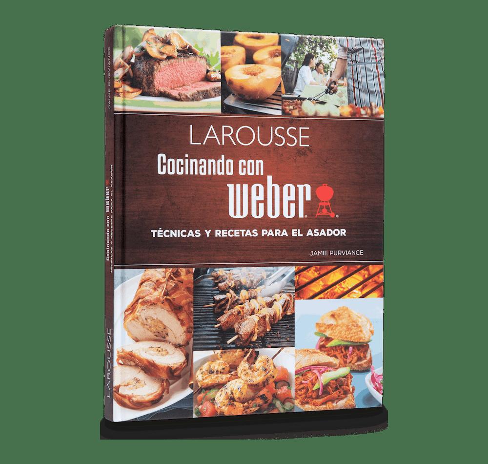 LAROUSSE Cocinado con Weber® View