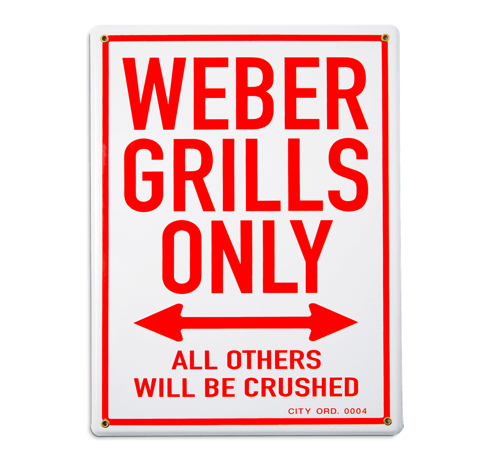 Enamel Sign image 1