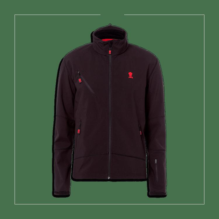 Premium-Softshell-Jacke