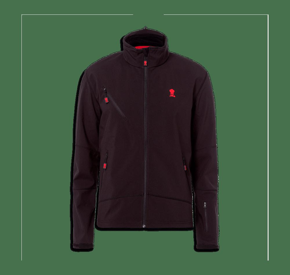 Premium Softshell Jacket View