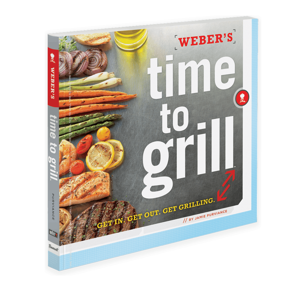 Weber's Time to Grill View