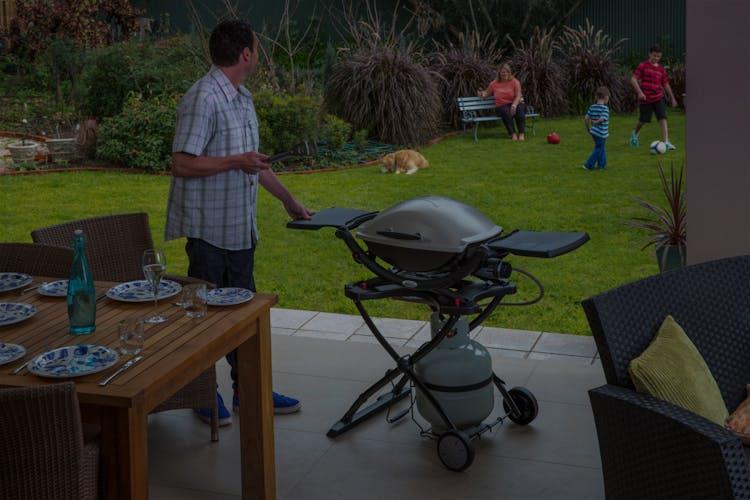 Weber Bbq Side Table.Weber Q Series Weber Q Range Weber Bbq Australia
