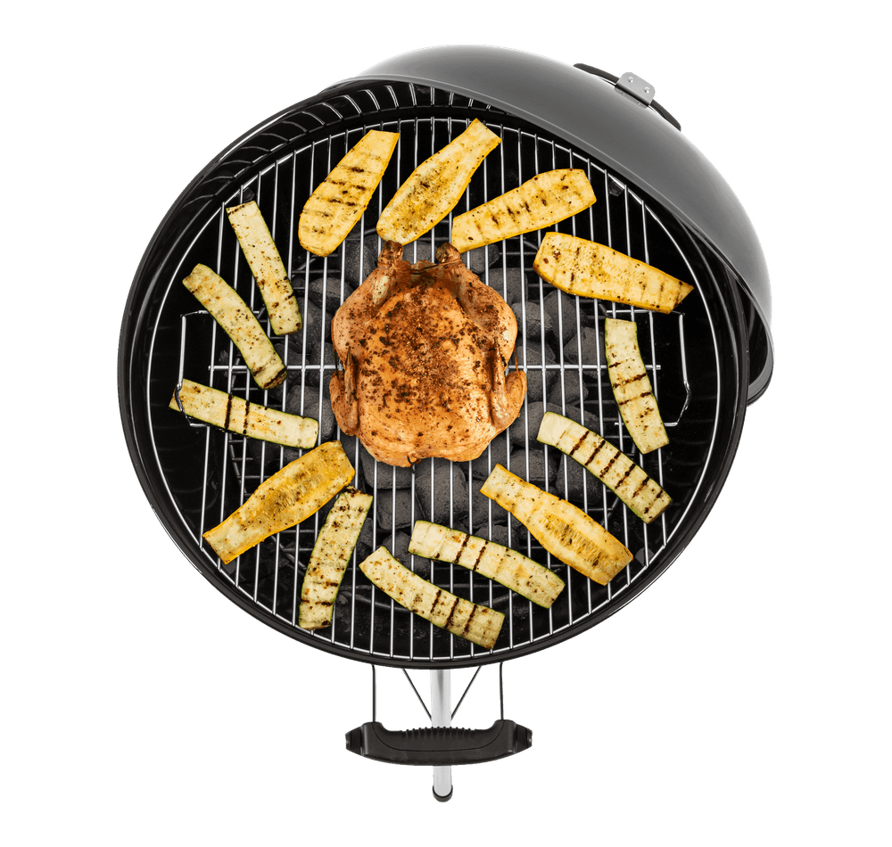 Original Kettle E-5710 Kolgrill 57 cm View