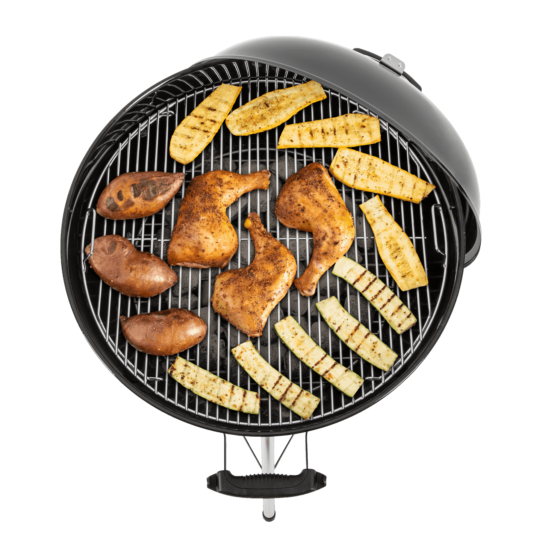 Original Kettle E-5730 Charcoal Barbecue 57 cm