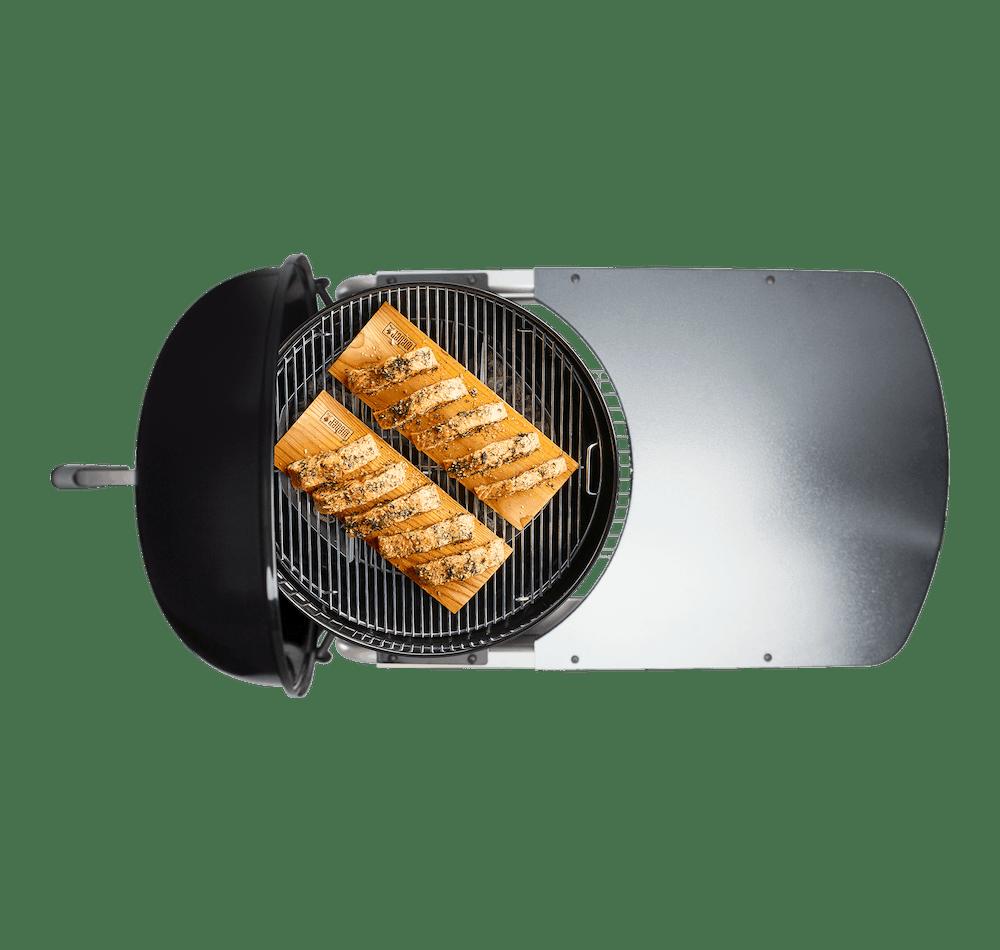 Performer Premium GBS – Holzkohlegrill Ø 57 cm View