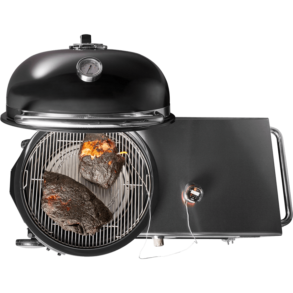 Summit® Charcoal Grilling Center GBS – Holzkohlegrill Ø 61 cm