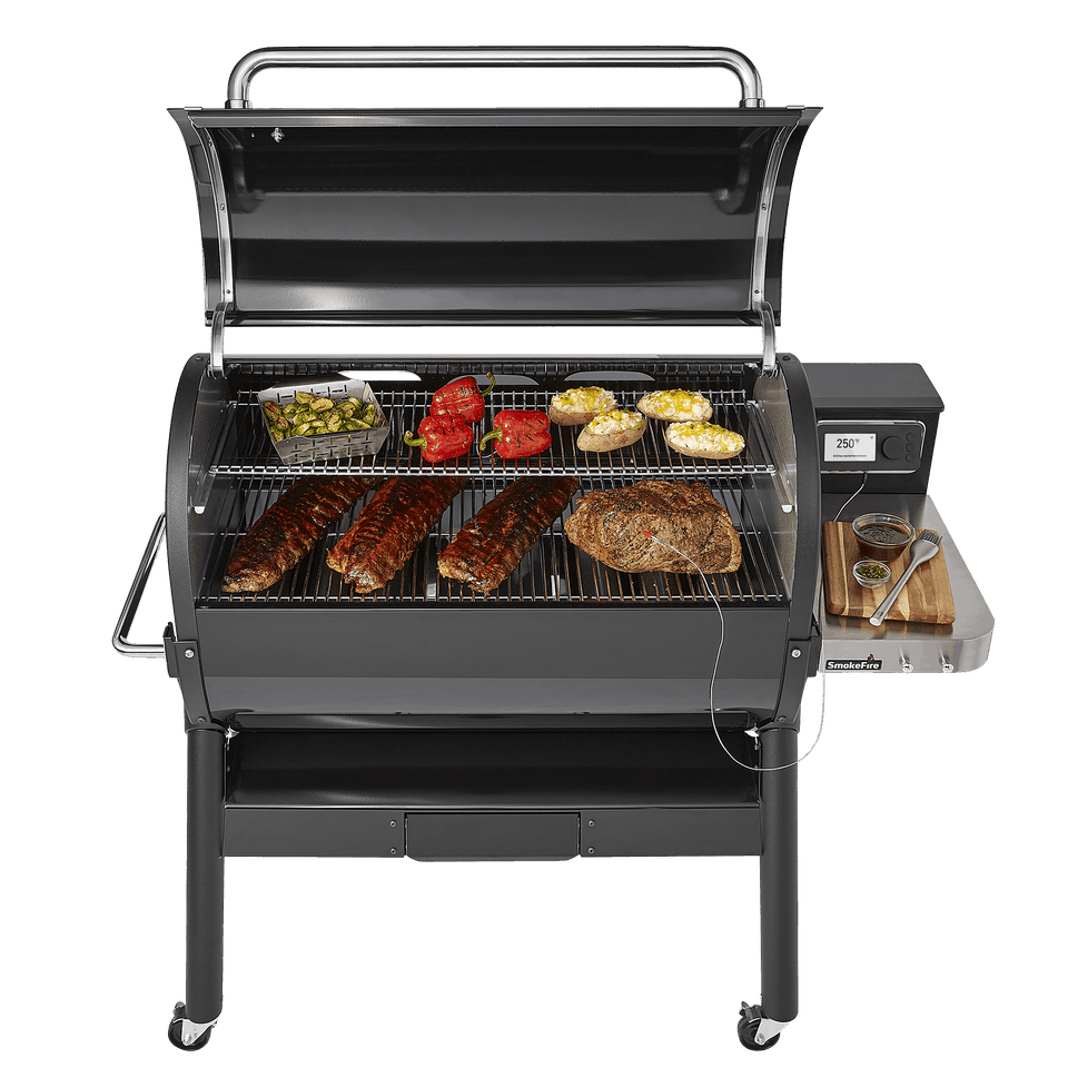 SmokeFire EX6 (2nd Gen) Wood Fired Pellet Grill