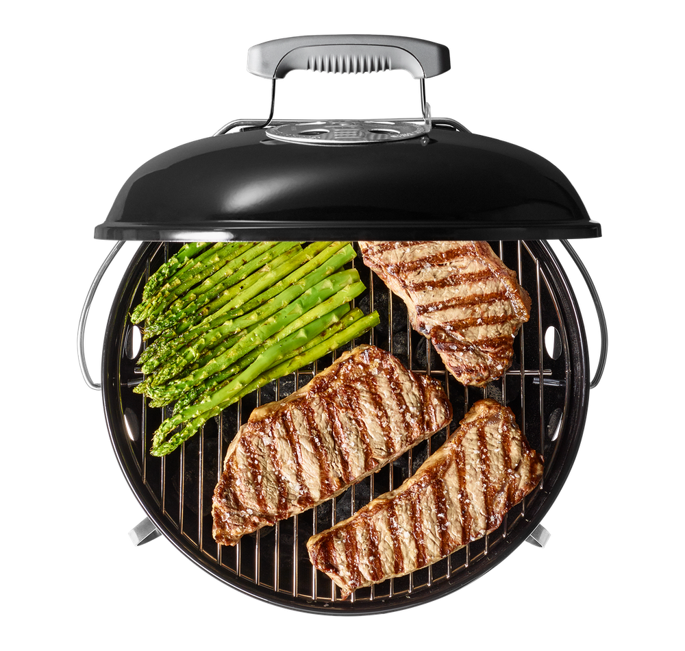 "Smokey Joe® Premium Charcoal Grill 14"" image 2"