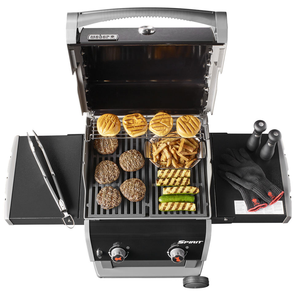 Spirit Original E-210 Gasbarbecue