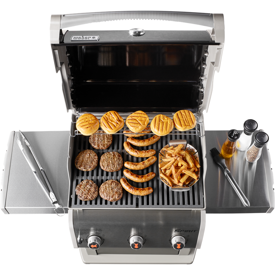 Spirit Original E-310 Gasbarbecue