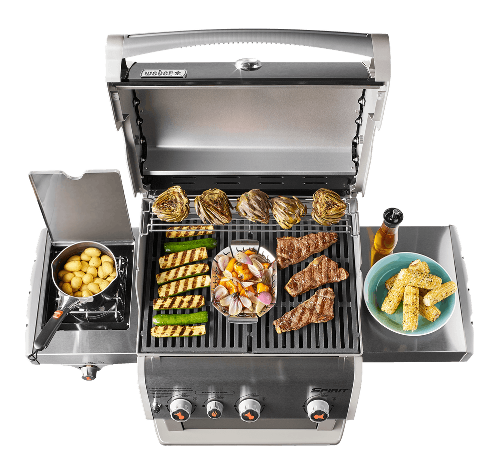 Spirit E-330 Gas Grill View