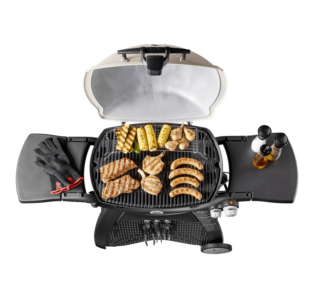 Barbecue à gaz Weber® Q 3200 View