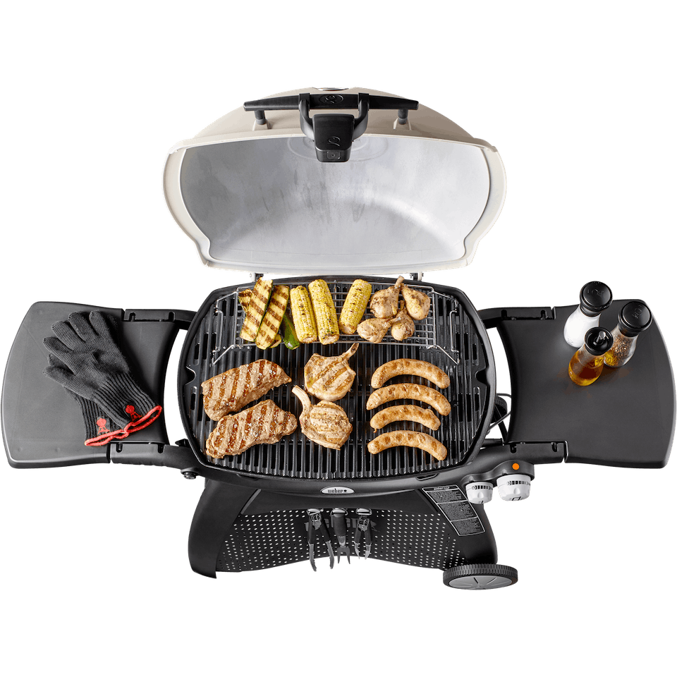 Weber® Q 3200 Gas Grill (Natural Gas)