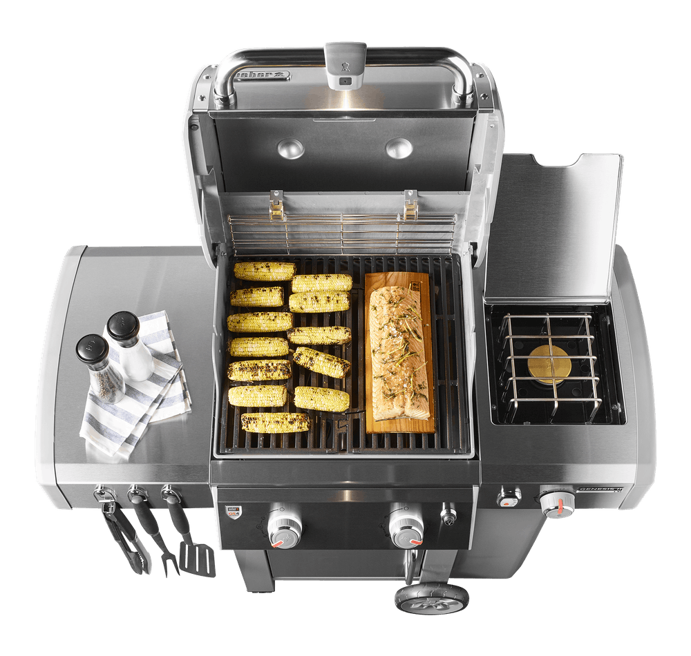 Barbecue a gas Genesis® II LX S-240 GBS View