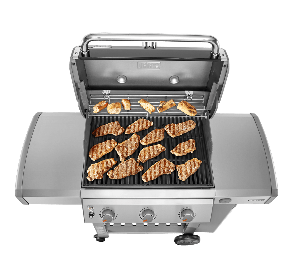 Genesis® II E-310 Gas Grill (Natural Gas) View