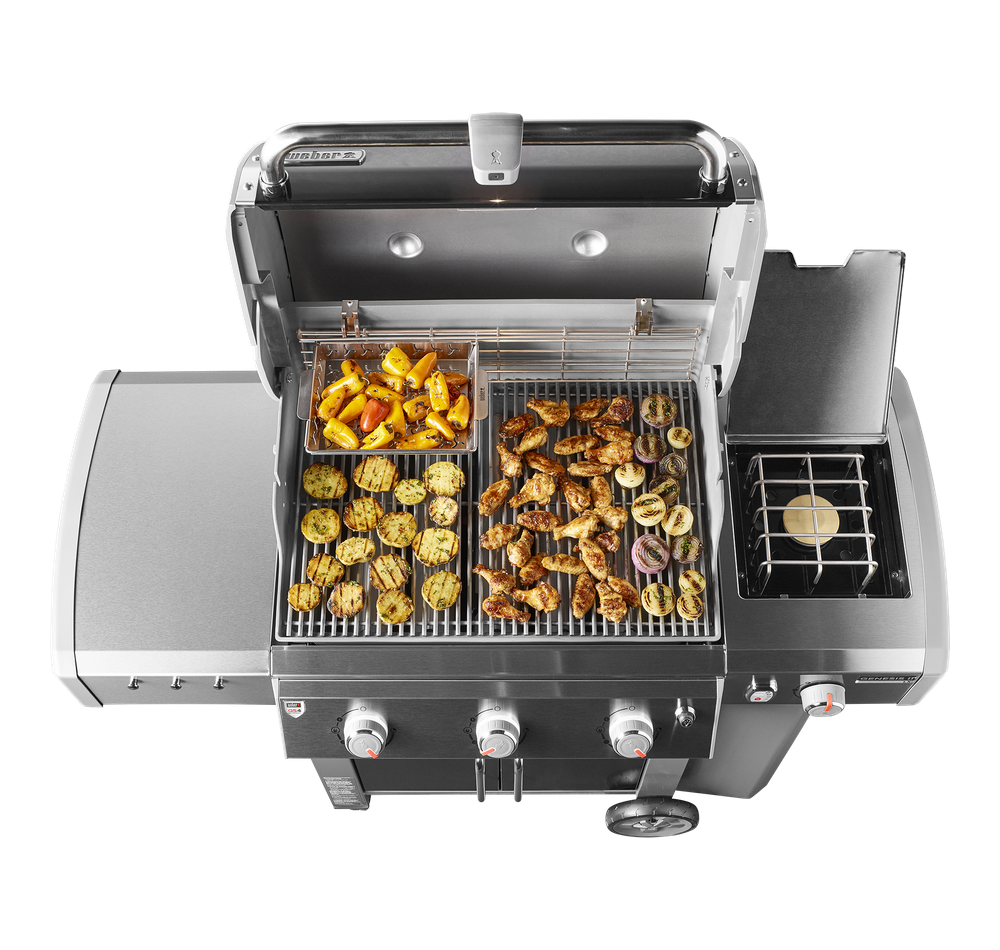 Barbecue a gas Genesis® II LX S-340 GBS image 2