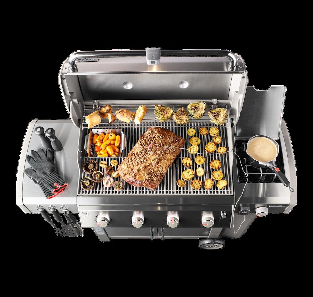 Barbecue à gaz Genesis® II LX S-440 GBS image 2