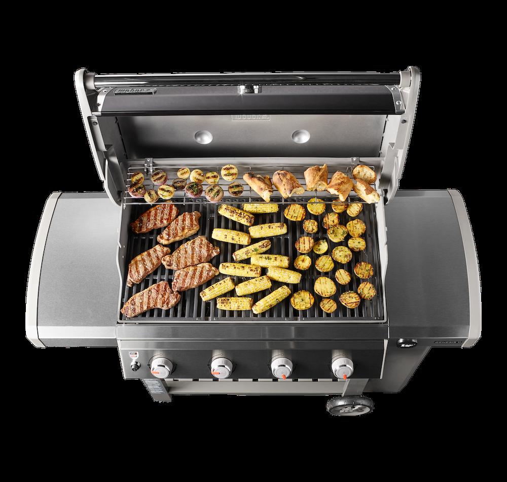 Genesis® II E-410 Gas Grill image 2