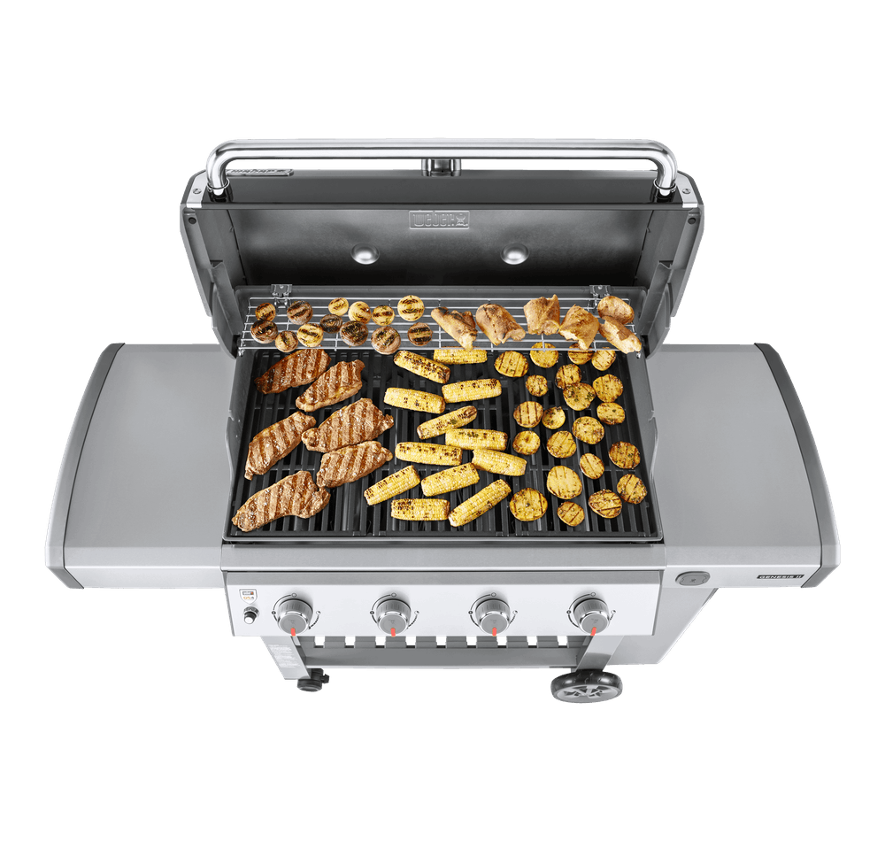Genesis® II E-410 Gas Grill (Natural Gas) View