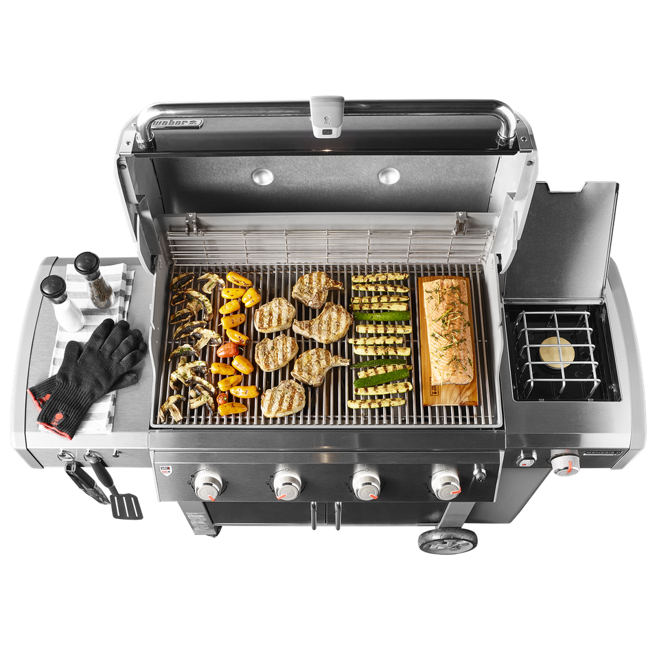Barbacoa de gas Genesis® II LX E-440 GBS