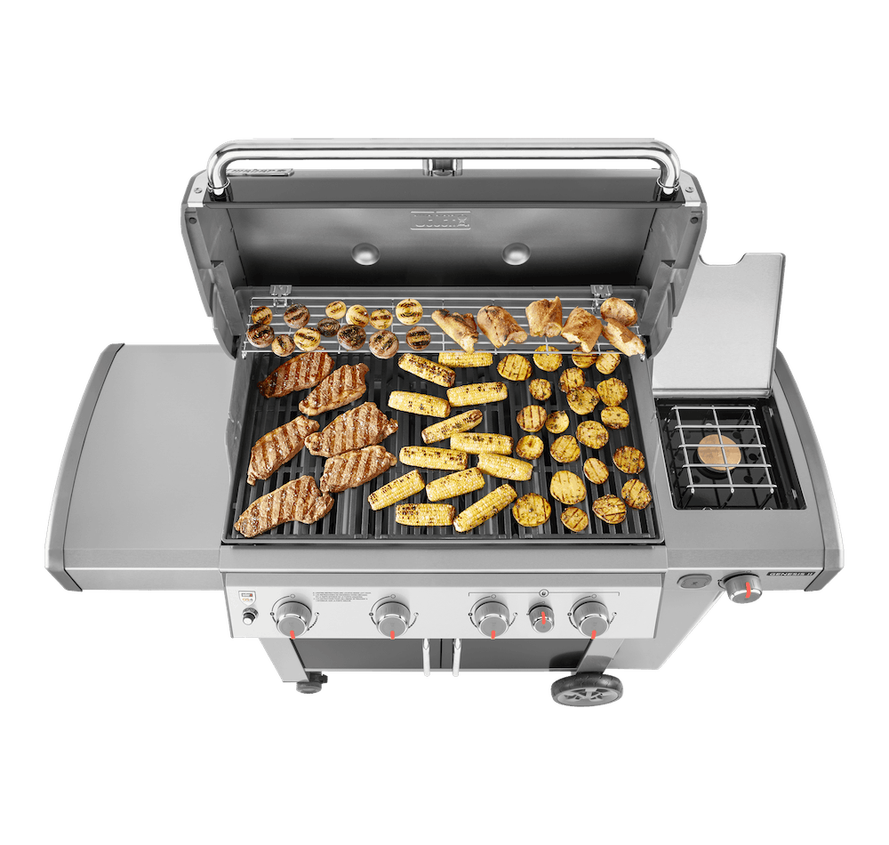 Genesis® II E-435 Gas Grill (Natural Gas) View