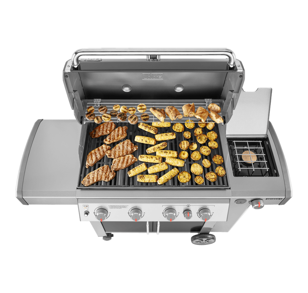 Genesis® II E-435 Gas Grill (Natural Gas) image 2