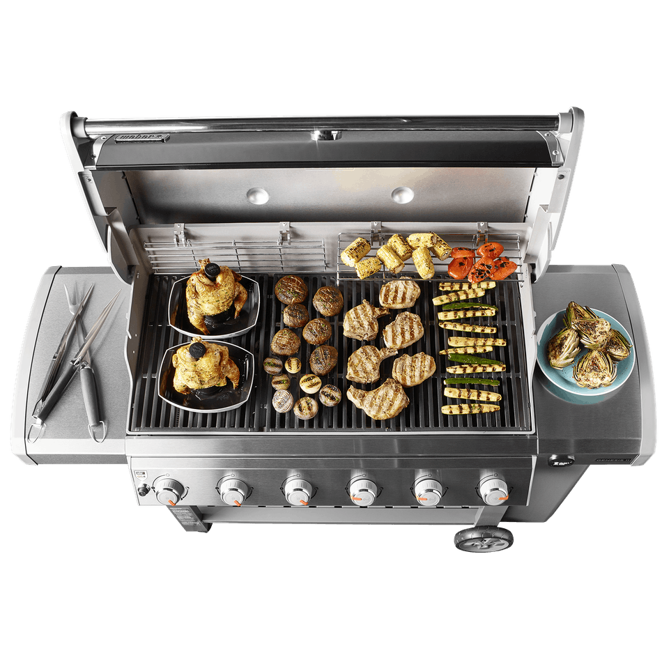 Genesis® II E-610 GBS Gas Barbecue