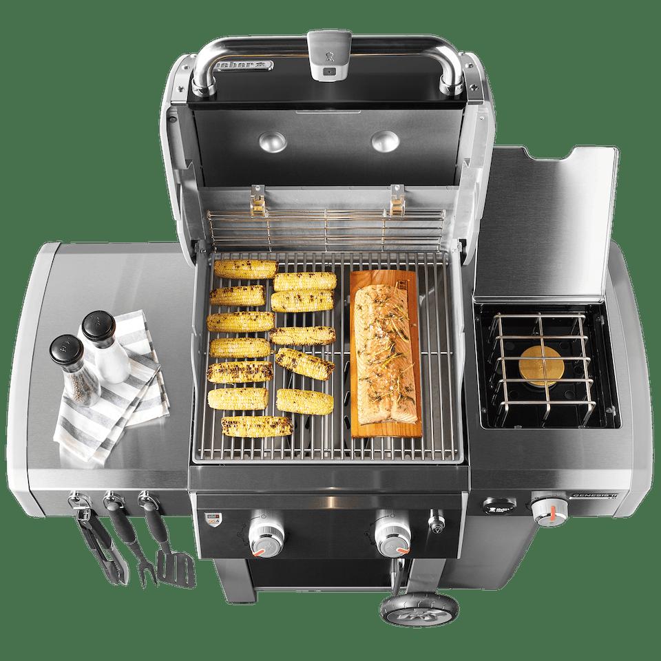 Genesis® II LX E-240 GBS – Gasgrill
