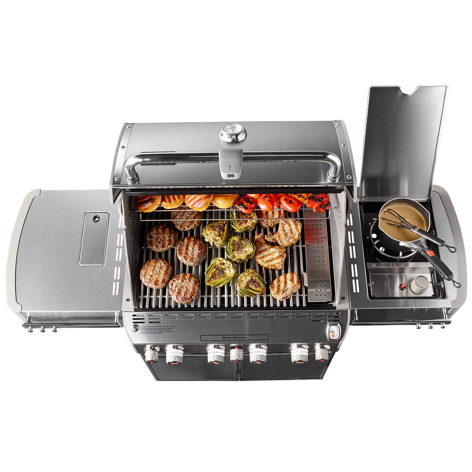 Summit® S-470 Gas Grill