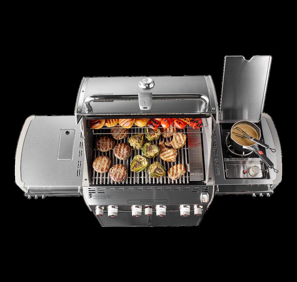 Barbecue à gaz Summit® S-470 GBS View