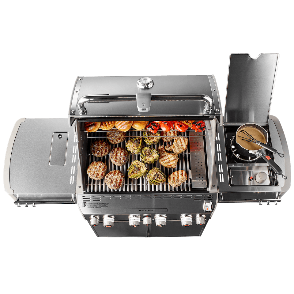 Summit® E-470 Gas Grill