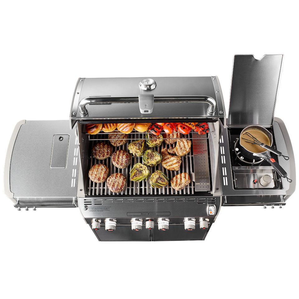 Barbecue à gaz Summit® E-470 GBS
