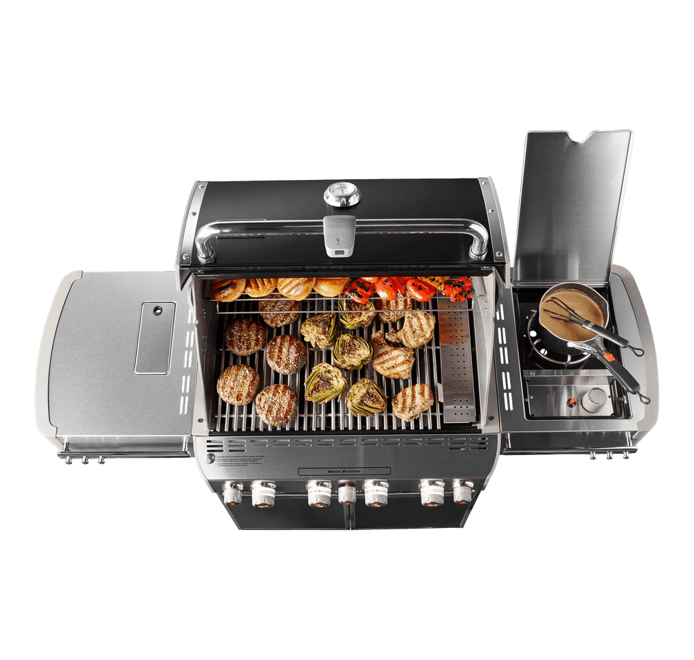 Summit® E-470 Gas Grill (Natural Gas) View