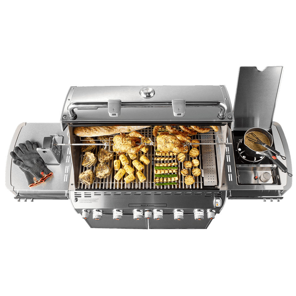 Summit® S-670 Gas Grill (Natural Gas)