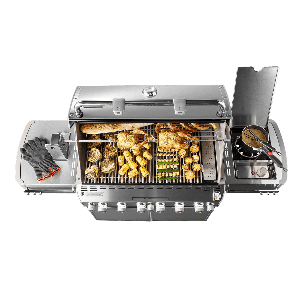 Summit® S-670 Gas Grill image 2