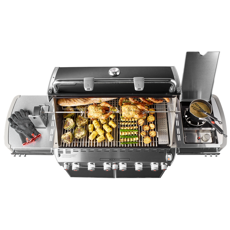 Barbacoa Summit® E-670 GBS