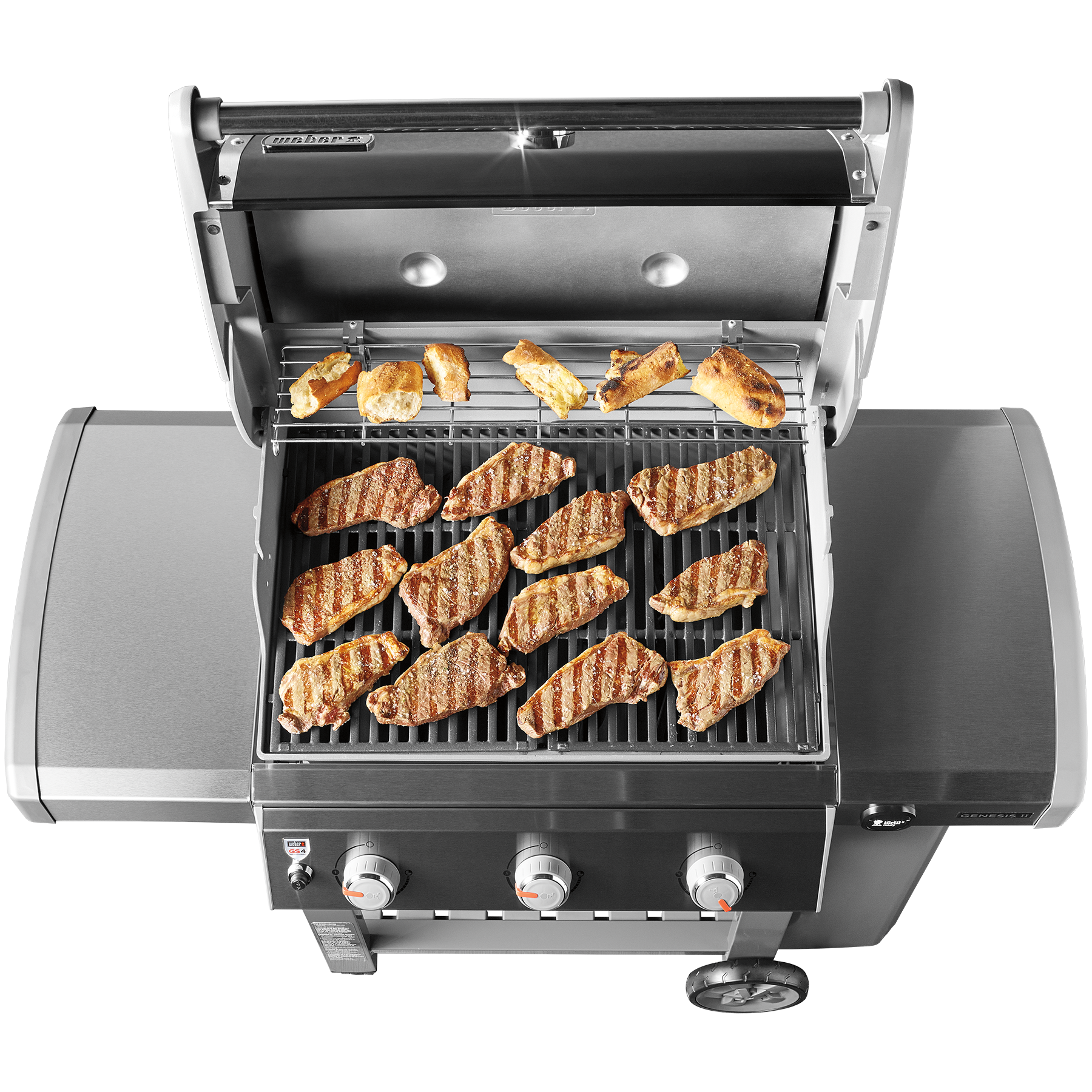 Genesis® II E-310 GBS Gas Barbecue