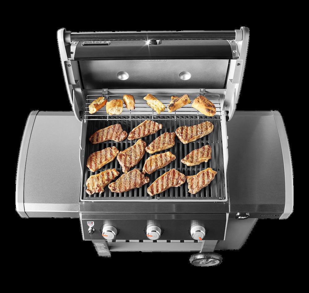 Genesis® II E-310 Gas Grill image 2