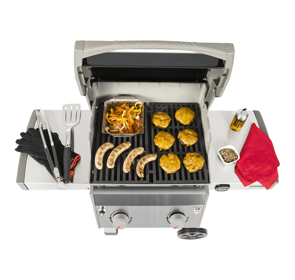 Spirit II E-210 Gas Grill (Natural Gas) View