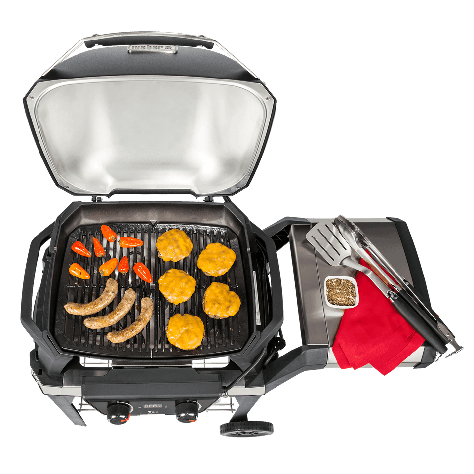 Pulse 2000 Barbecue with Cart
