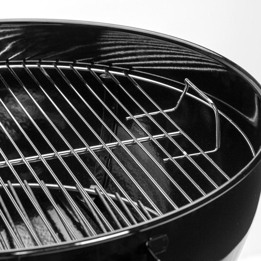 Grille de cuisson en acier chromé