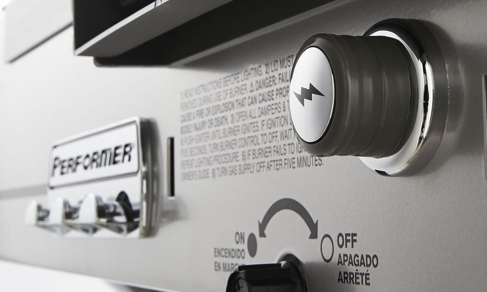 Elektronický systém plynového zapaľovania Touch-N-Go